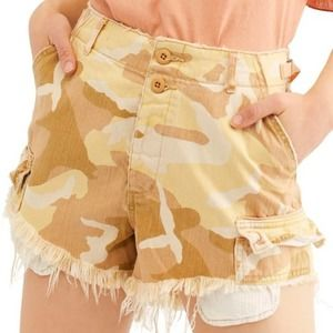 Free People We the Free Commander Shorts Size 8